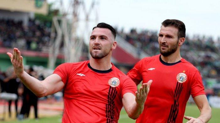 KLASEMEN Persija Vs PSM Makassar Piala Menpora 2021! Skuad Persija Dihuni Pemain-pemain Berkelas