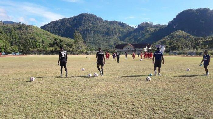 Piala AFC:Mutiara Hitam Persipura Jayapura Datangkan Bek Anyar Asal Brasil Henrique Marcelino Motta