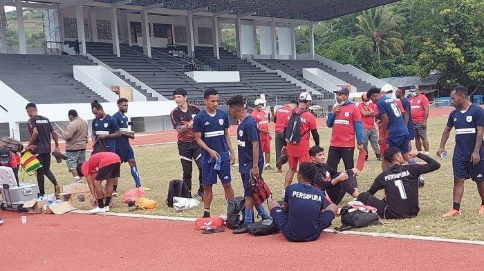 Tim Mutiara Hitam Persipura Keok saat Uji Coba Lawan PSG Pati, Pelatih Jacksen Akui Petik Pelajaran
