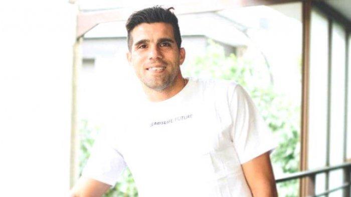 Mantan Pemain Persib dan Persela Resmi Bela Persis Solo Musim Ini,Fabiano Beltrame Kembali Semangat