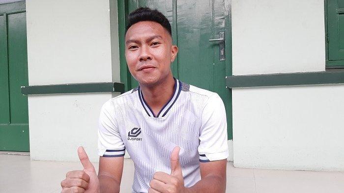 Gustur Cahyo Putro senang dengan program latihan yang disusun tim pelatih PS Tira Persikabo