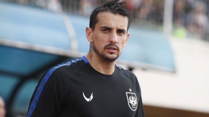 Gelandang PSIS Flavio Beck  Dipinjamkan ke Klub NK Soli  di Liga Kroasia INFO