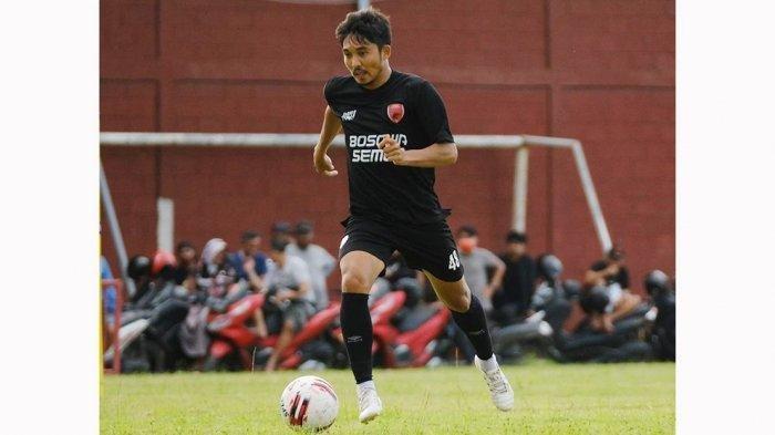 M Arfan yang absen saat lawan BSFC, tidak ingin melewatkan laga lawan Borneo FC