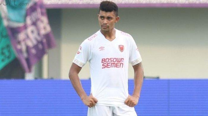 Pemain PSM Makassar asal Lebanon, Husen Eldor