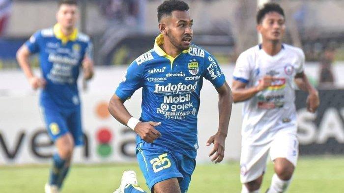 Info Sport Liga 2 : Eks Striker Persib Maung Bandung asal Papua Merapat ke PSMS Medan Ayam Kinantan