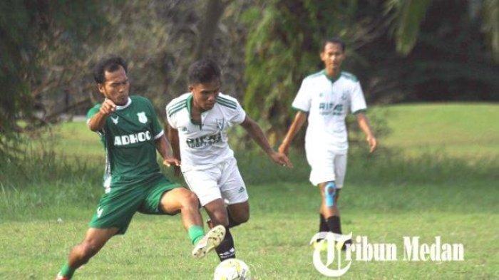 Kick Off Liga 2 Ditunda, PSMS Medan Tetap Latihan Seperti Biasa di Lapangan Kebun Bunga