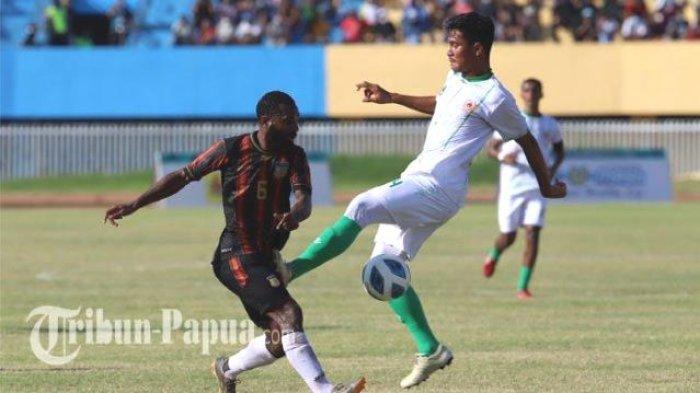 Juara Bertahan Jawa Barat Tersingkir, Berikut Jadwal Semifinal Sepakbola Putra PON XX Papua