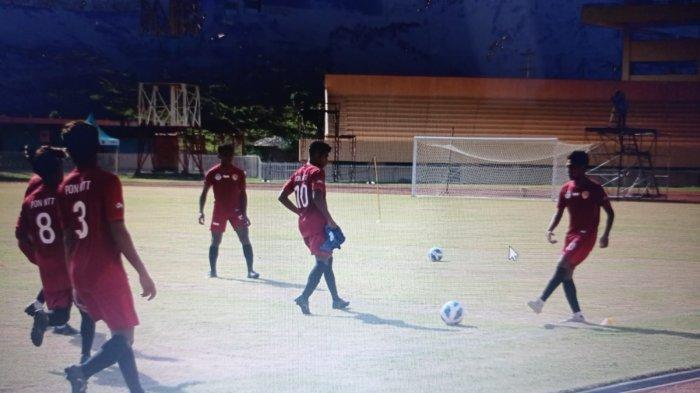 Uji coba Lapangan Sepakbola, NTT Siap Hadapi Maluku Utara