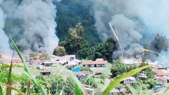 Satu Lagi Anggota TNI Tertembak dalam Kontak Senjata dengan KKB Papua di Distrik Kiwirok