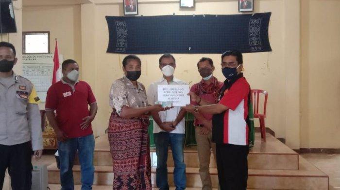 Manubura Desa Pertama di Sikka Salurkan BLT 3 Bulan Bagi Warganya, Ini Penjelasan Kadesnya