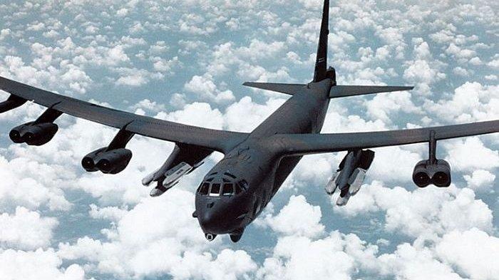 Pembom nuklir AS, B-52 Stratofortress