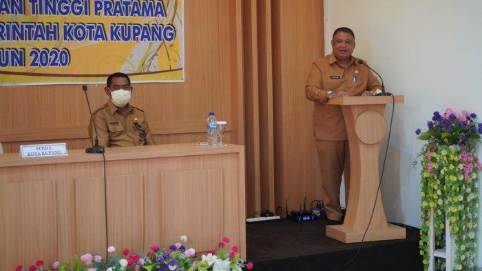 Pemkot Kupang Mulai Proses Seleksi Jabatan Pimpinan Tinggi Pratama