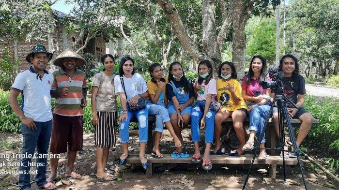 OMK Lokomea  Keuskupan Atambua Perankan Film Pendek