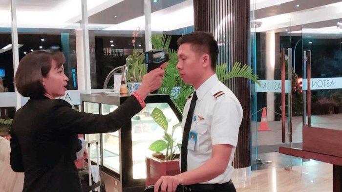 Aston Kupang Hotel Antisipasi Penyebaran Virus Corona
