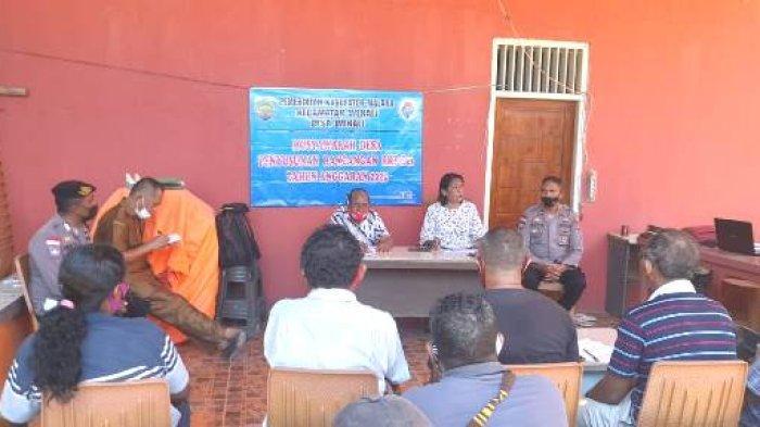 Di Malaka, Pemerintah Desa Wehali Gelar Musren RKP-Des 2022, Ini Tujuannya