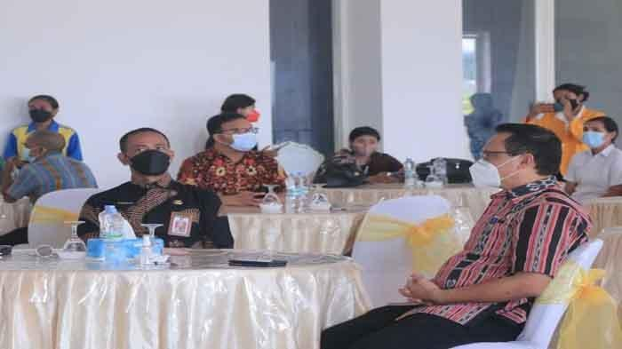 Pemerintah Pusat Dorong Pemkab Belu Kembangkan Potensi Daerah