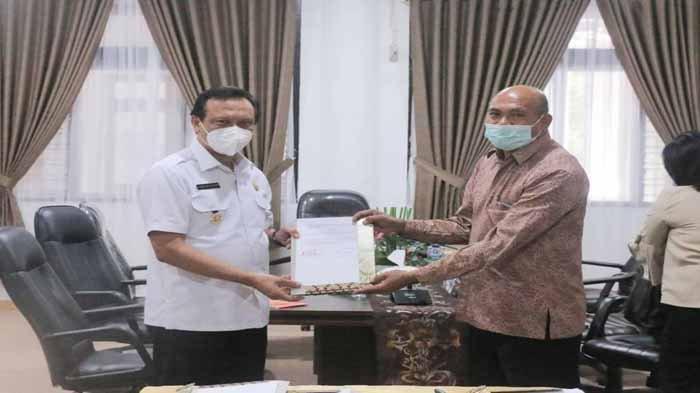 Pemkab Belu dan Unimor Teken MoU Penyelenggaraan Tri Dharma PT