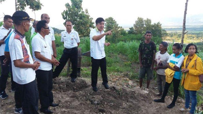 Pemkab Belu Siapkan 220 Hektare Lahan Sukseskan Program Gubernur NTT