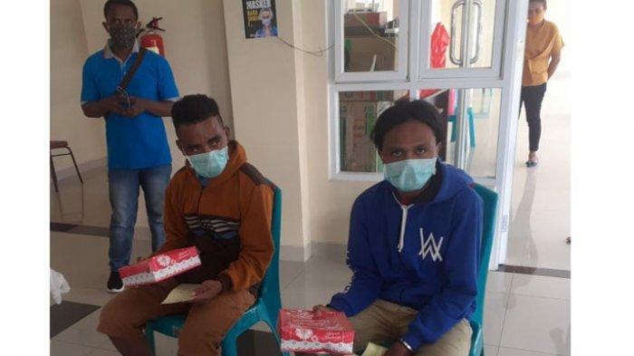 Pemkab TTU Pulangkan Dua WNA Timor Leste