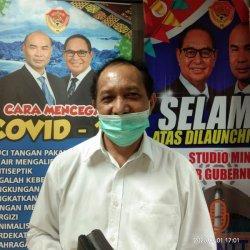 Karo Humas Provinsi NTT, Dr. Marius Ardu Jelamu, M.Si, Rabu, 01/06/2020