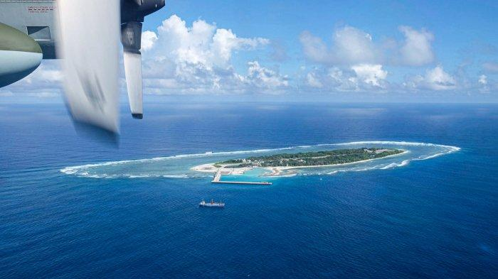 Menhan Prabowo Ditelfon Menhan AS Bahas Laut China Selatan, Cari Dukungan ke Indonesia? Cek Fakta