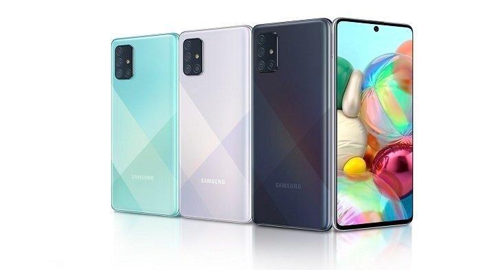 Jadi Smartphone Resmi Piala Presiden Esports 2020, Lihat Spesifikasi dan Harga Samsung Galaxy A71