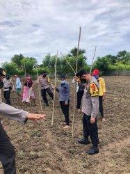 Polres Belu Laksanakan Program Kampung Tangguh di Silawan
