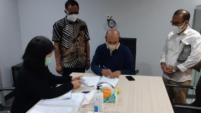 PT. SMI Cairkan Pinjaman Pemprov NTT Untuk Bangun 16 Paket Jalan Provinsi