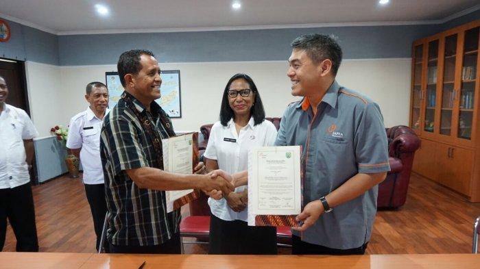 Japfa Foundation Gandeng SMKN 1 Tambolaka Tingkatkan SDM di Bidang Agrikultur