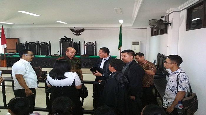 Hakim Menangguhkan Penahanan Salmun Tabun, Penuntut Umum: Itu Kewenangan Hakim