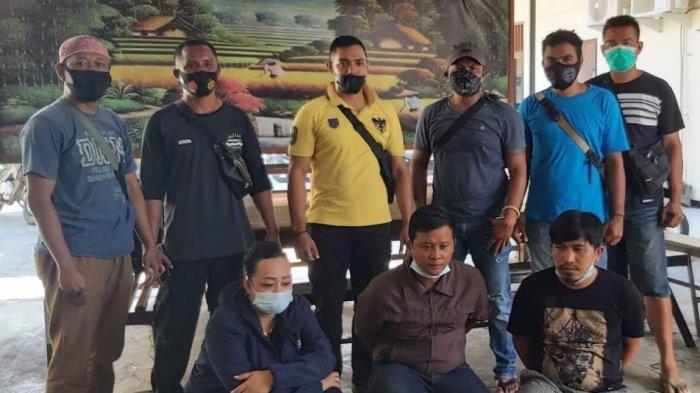 Tiga Pelaku Pencurian di Manggarai Barat Diringkus di Maumere