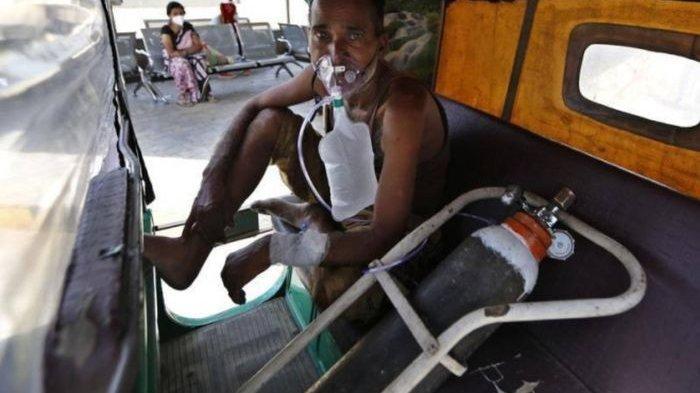 India menghadapi krisi kesehatan terparah akibat Covid-19.