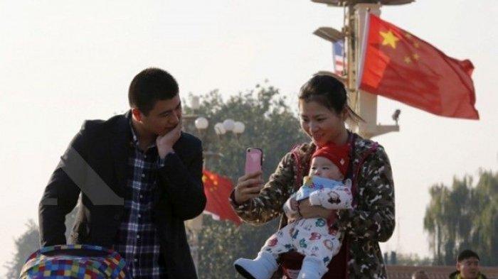 Akhirnya Warga China Boleh Punya Anak 3 Orang, Dongkrak Angka Kelahiran