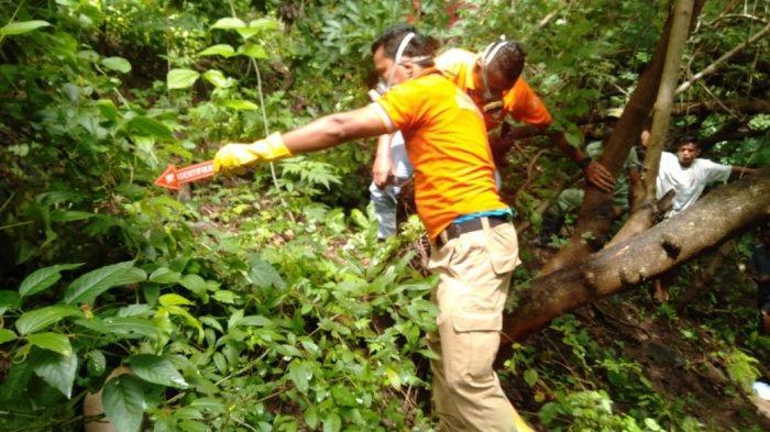 Warga Desa Runut-Sikka Ditemukan Tewas dan Sudah Membusuk Tubuhnya,Begini Kondisinya
