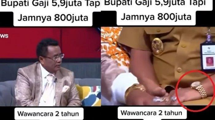 Bupati Banjarnegara BudhiSarwono Ditangkap KPK, Video Hotman Paris & BudhiSarwono Viral Lagi