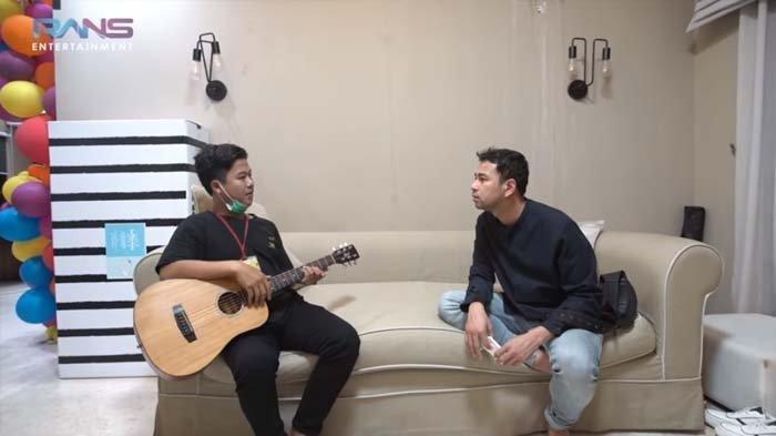 Pengamen Ini Dapat Nasihat dari Baim Wong Setelah Raffi Ahmad Membeli Lagunya, Harganya Fantastis?