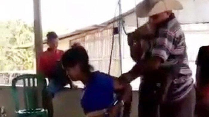 Buntut Penganiayaan Gadis 16 Tahun, Kepala Desa Babulu Selatan Diberhentikan Sementara