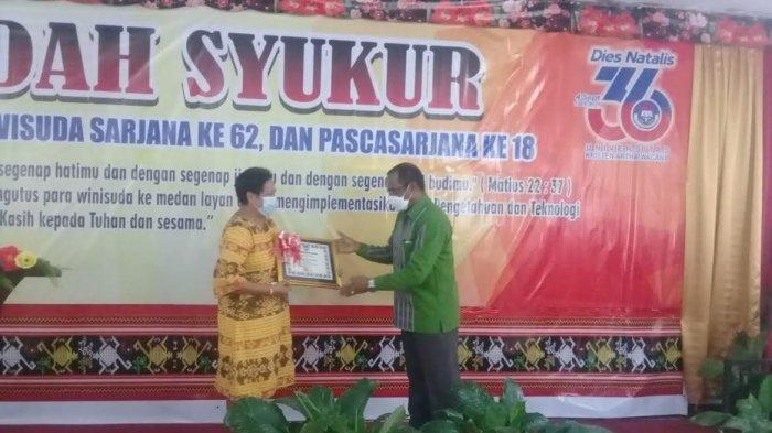 Universitas Kristen Artha Wacana Gelar Ibadah Syukur Dies Natalis ke 36