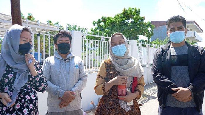 IOM Berikan MHPSS Multi-Layered Pada Pengungsi Afghanistan di Kupang, Provinsi NTT
