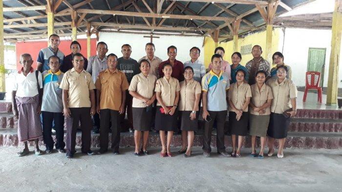SMPK Sabar Subur Betun Gelar Pemilihan Pengurus Komite Sekolah