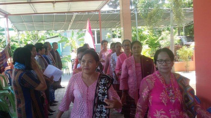 Ada Sekolah Perempuan di Tarus, Kota Kupang, Provinsi NTT