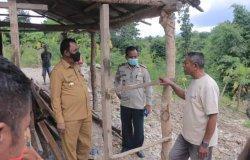 Pemda Belu Relokasi Korban Bencana di Kabuna