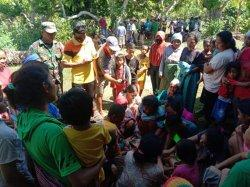 Penjelasan Polisi Terkait Tenggelamnya Aina Bocah 8 Tahun di Sungai Wae Mese, Manggarai