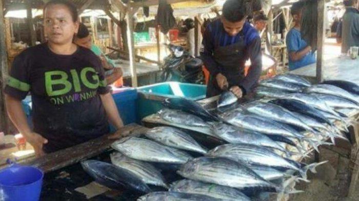 Harga Ikan di Kupang Melonjak, Ini Penyebabnya