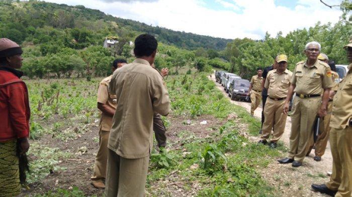 Penuhi Janji, Gubernur NTT Viktor Laiskodat Bangun SMK Pariwisata di Desa Pusu, TTS