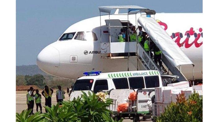 Usai Pilot Pingsan, KNKT Periksa Rekaman Pesawat Batik Air Jakarta - Kupang