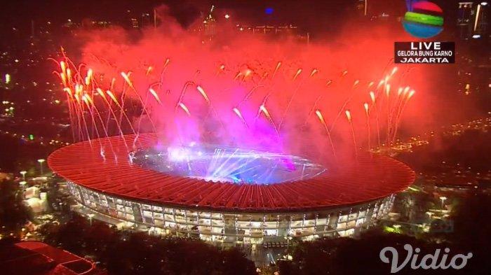 Asian Games 2018 Ditutup, Presiden Joko Widodo: Energi Positif Asia Bawa Kebaikan bagi Dunia