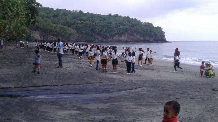 TRIBUN WIKI : 600 Penari Meriahkan Penutupan Festival Enagera
