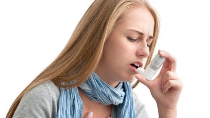 Gejala Penyakit Asma Berat dan Penyebab Asma Termasuk Asam Lambung