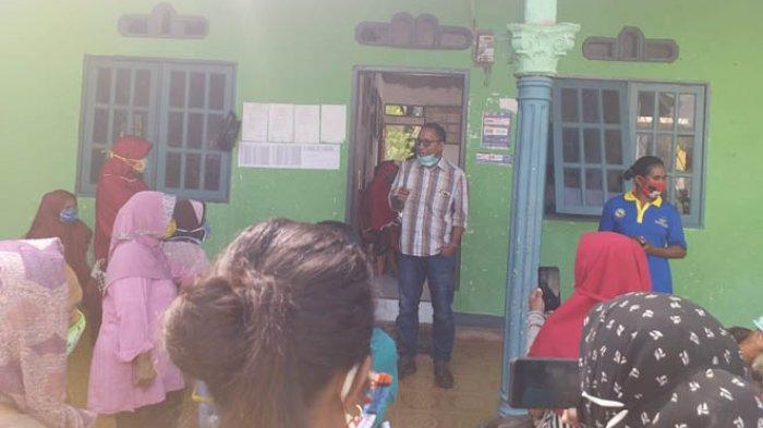 Penyaluran BST Covid-19 di Lewoleba Berujung Protes Warga, Data Penerima Carut Marut